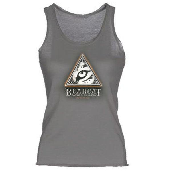 Image of Womans Tank Bearcat Logo