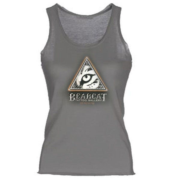 Image of Womans Tank Bearcat Logo