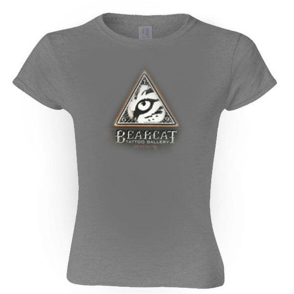 Image of Woman's Bearcat Logo T-Shirt