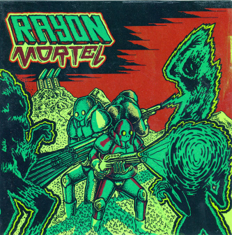"Image of Rayon Mortel ""One"" (Ep 7"")"