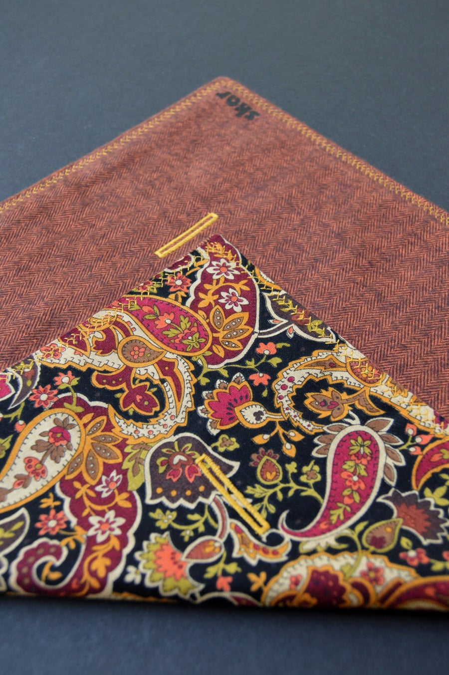 Image of Russet Paisley