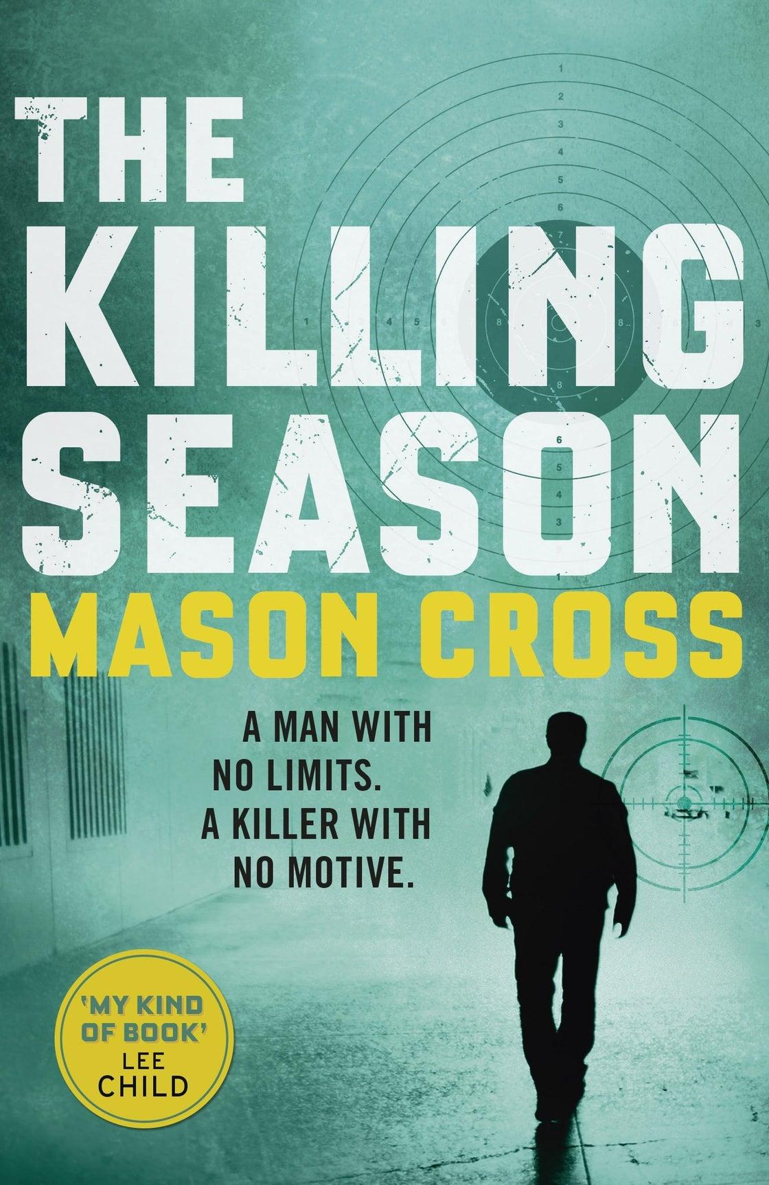 Image of The Killing Season - UK mass-market paperback signed by the author