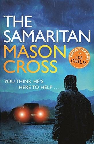 Image of The Samaritan - UK mass-market paperback signed by the author
