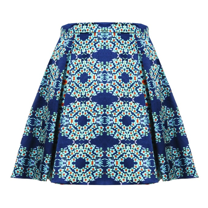 Image of Glam Skirt  Swallow