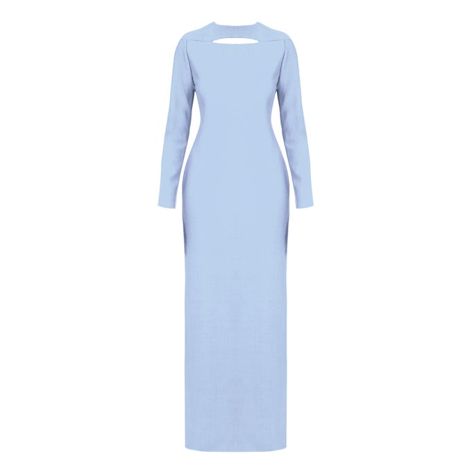 Image of Long Dress  Dust