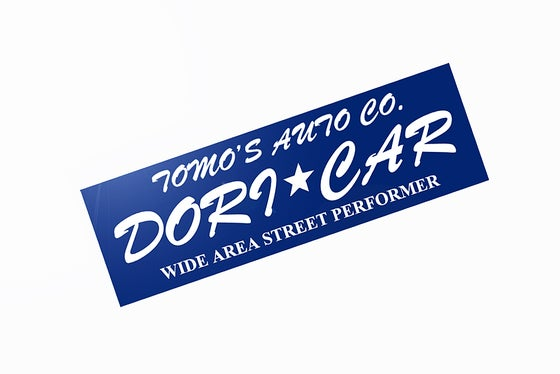 Image of Tomo's Auto Co DORI CAR