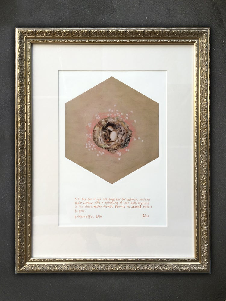 Image of Love Spell Prints - 17-20