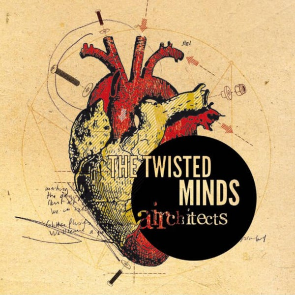 "Image of The Twisted Minds ""Airchitects"" (Lp)"