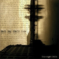 """Image of Each Day Starts Anew """"This Night Falls"""" (Cd)"""
