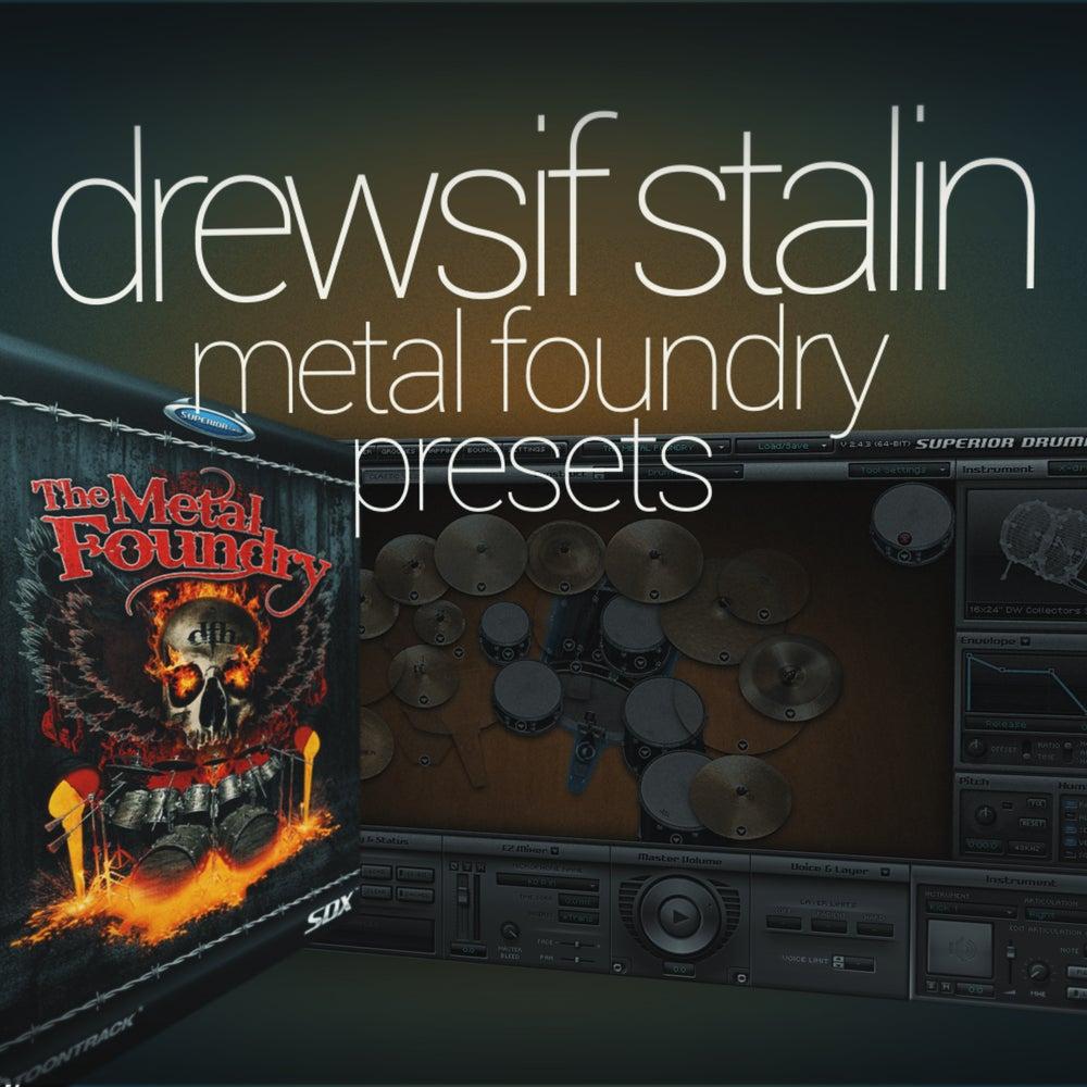 Image of Drewsif Stalin - Metal Foundry Presets