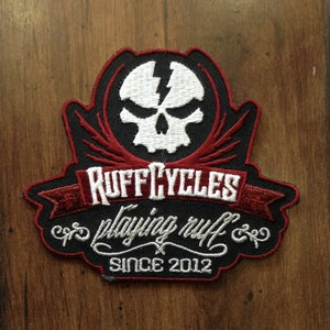 Image of Ruff Cycles Patches