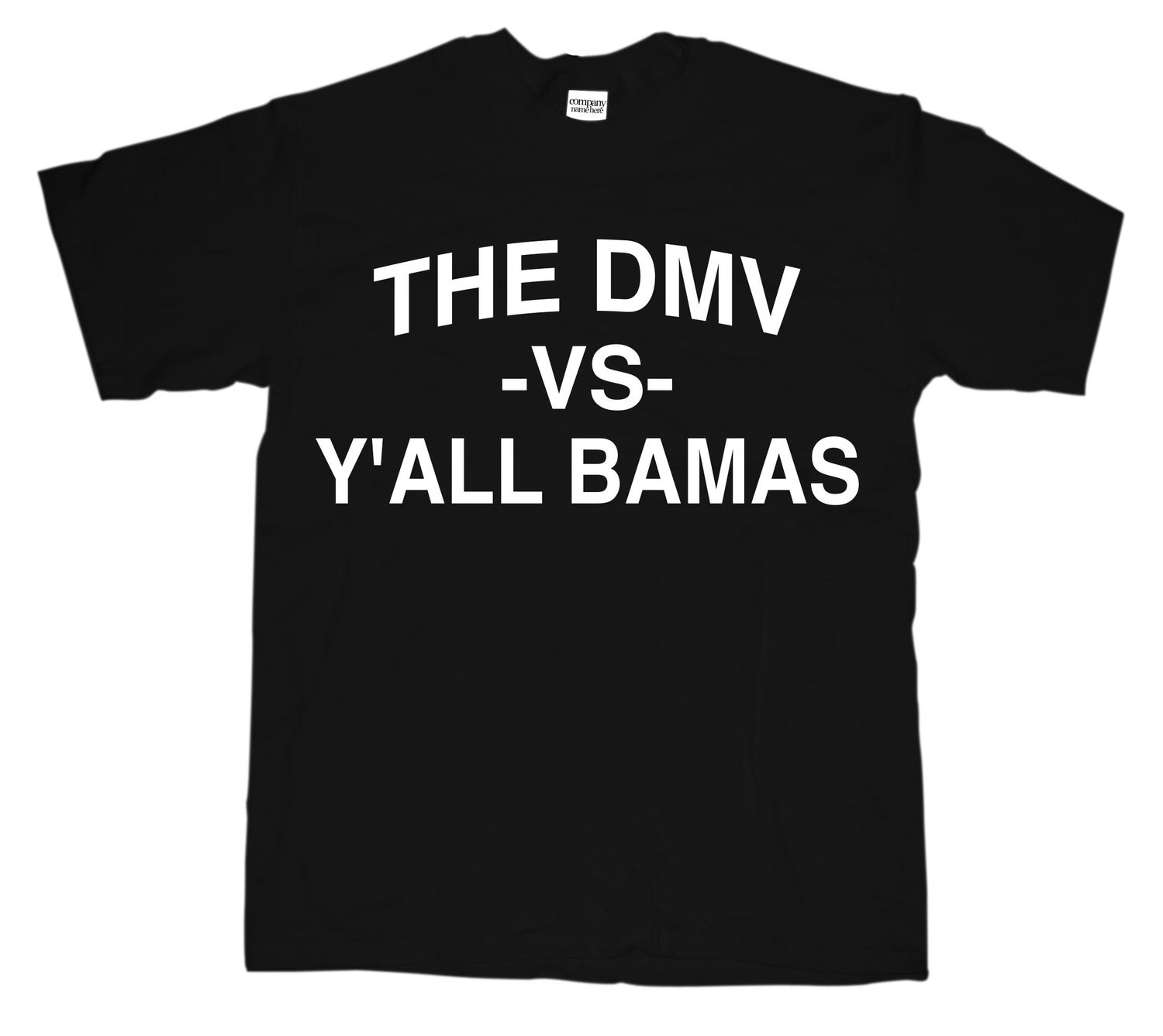 Image of The DMV vs Y'all Bamas