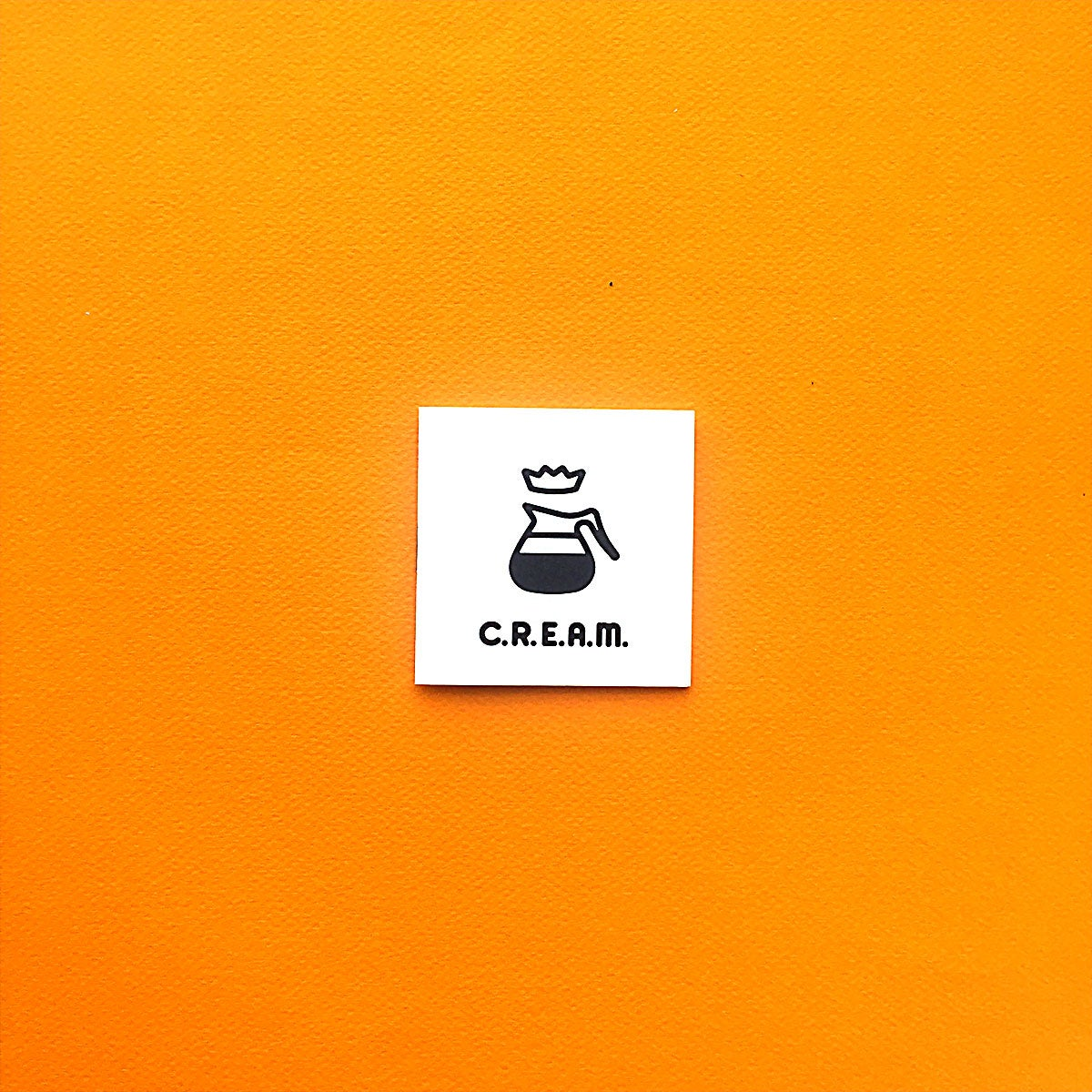 Image of C.R.E.A.M. Mini Zine