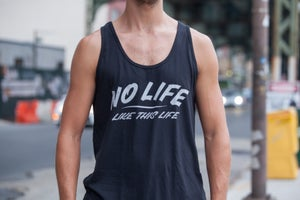 Image of No Life // Travis Simon Tank-Top