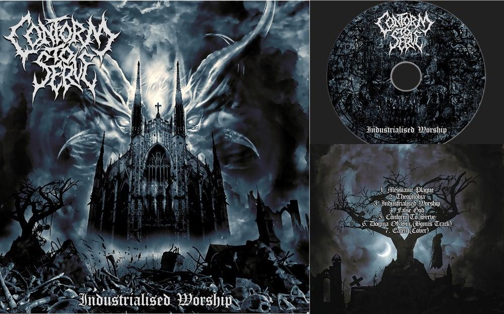 Image of INDUSTRIALISED WORSHIP - EP