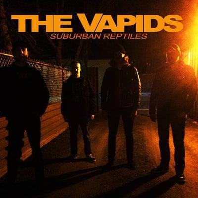 """Image of The Vapids """"Suburban Reptiles"""" LP!!!"""