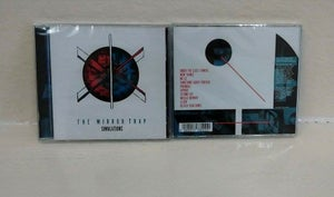 Image of Simulations by The Mirror Trap (CD)