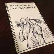 Image of Line Drawing Book