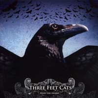 "Image of Three Feet Cats ""Heed the Swarm"" (Cd)"