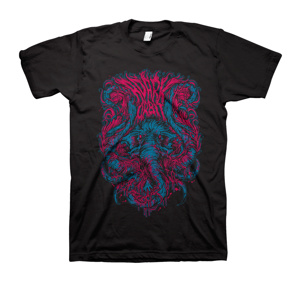 "Image of ""Tuskcutter Redux"" Tee 2 *artwork created by Dan Mumford*"
