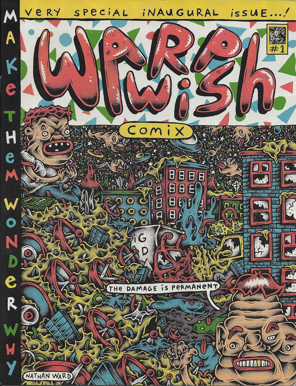 Image of WARP WISH #1