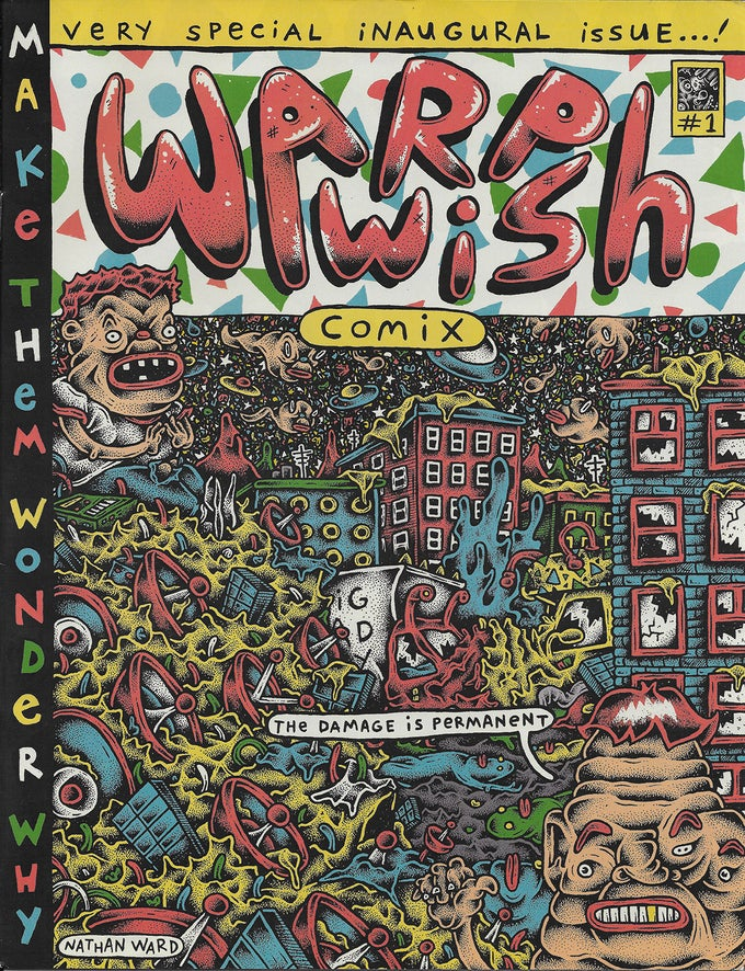 Image of WARP WISH #1