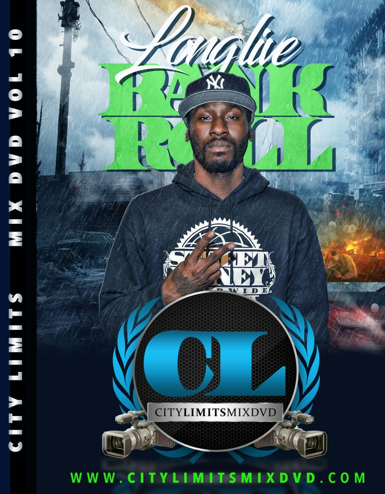 Image of CITY LIMITS MIX DVD VOL 10: LONG LIVE BANKROLL!!!
