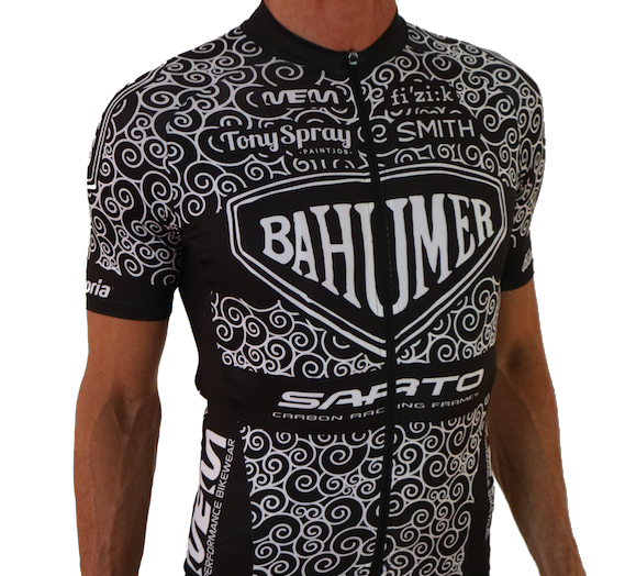Image of Team Bahumer 2016 Black Jersey