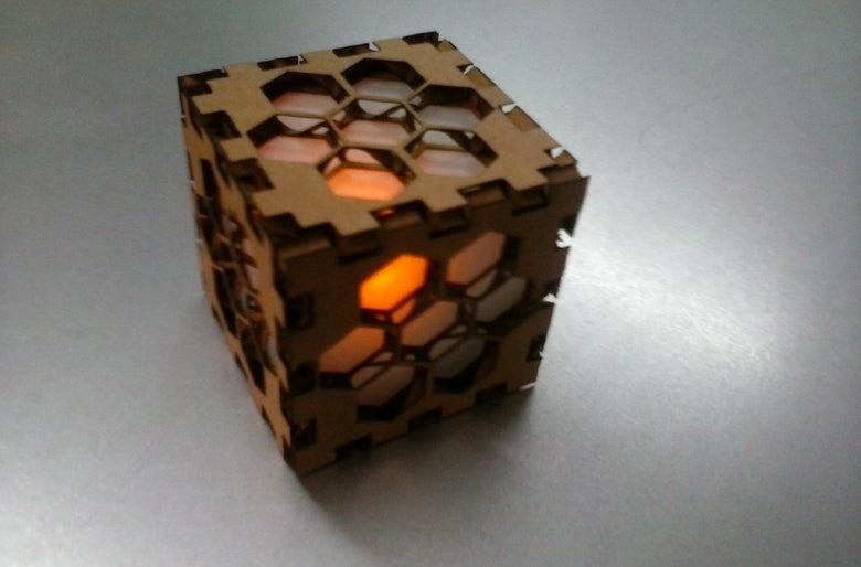 Image of Flickerbox Hex