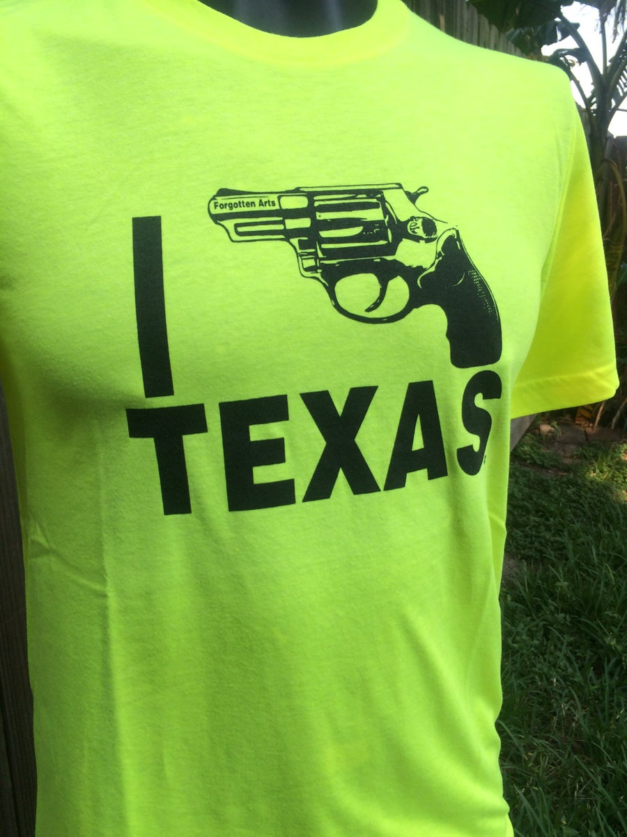 Image of NEON I Bang Texas
