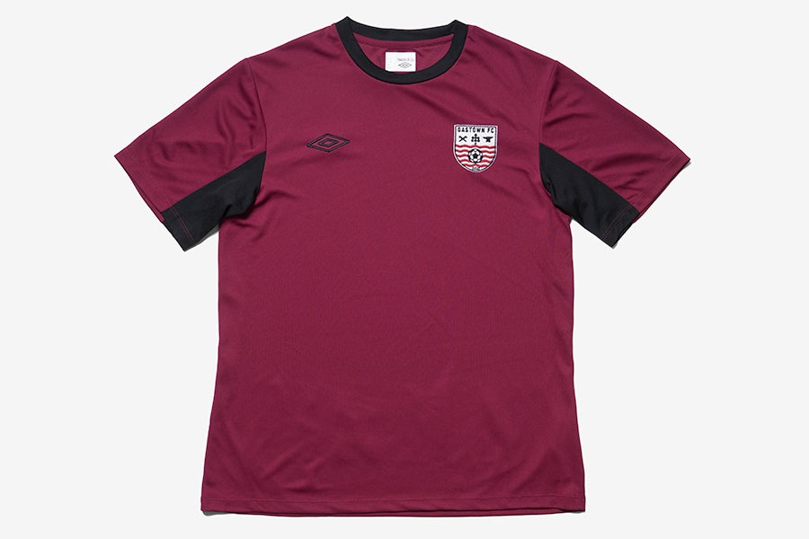Image of Gastown F.C.<br>Away Shirt