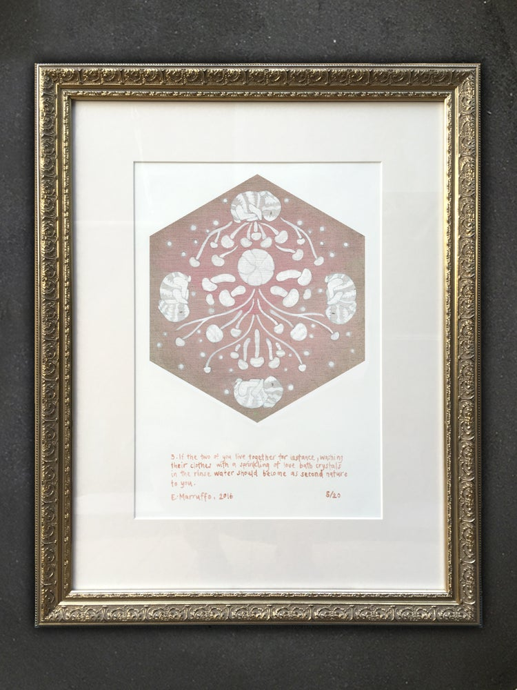 Image of Love Spell Prints - 57-60