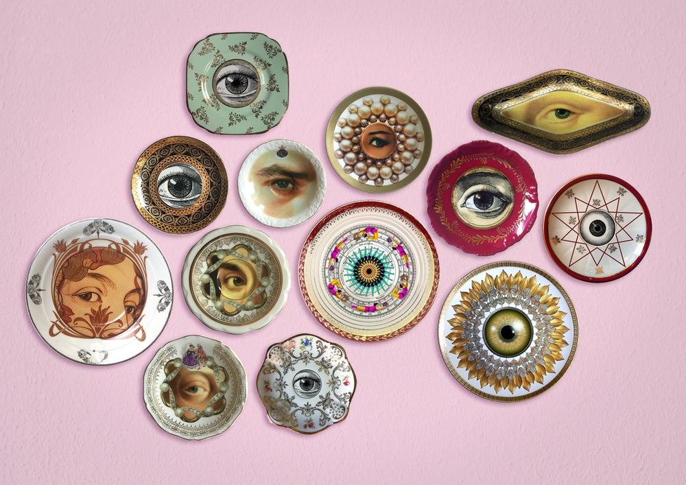 Image of Lover`s Eye Art-Nouveau - #0169 Limited Edition