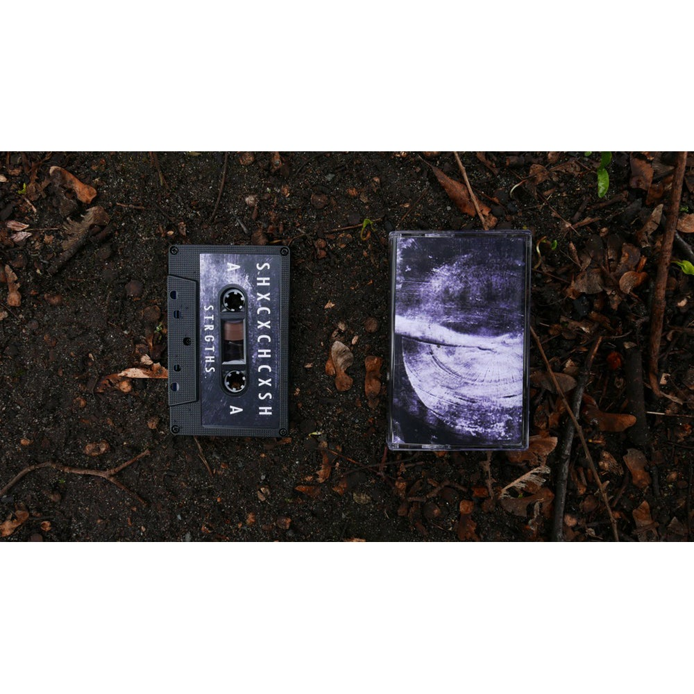 Image of SHXCXCHCXSH - STRGTHS - Cassette - Edition of 100