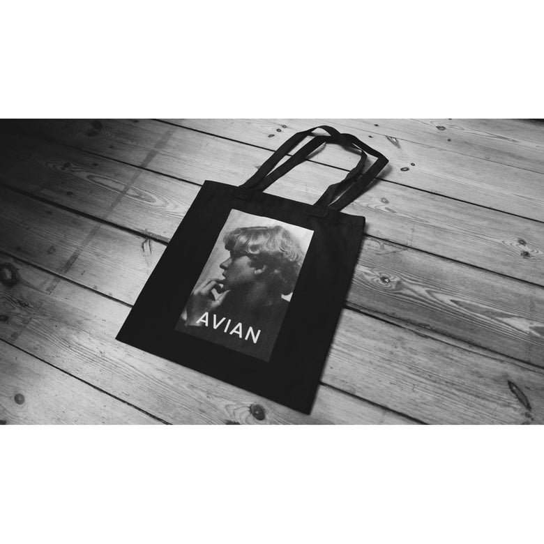 "Image of Non Nocere ""Avian"" Screen Printed Tote Bag"
