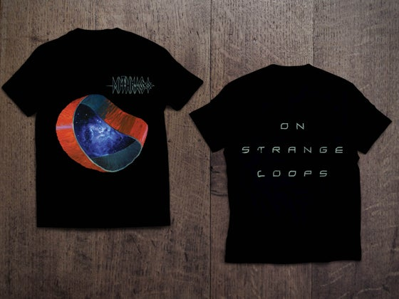Image of Mithras 'On Strange Loops' t-shirt