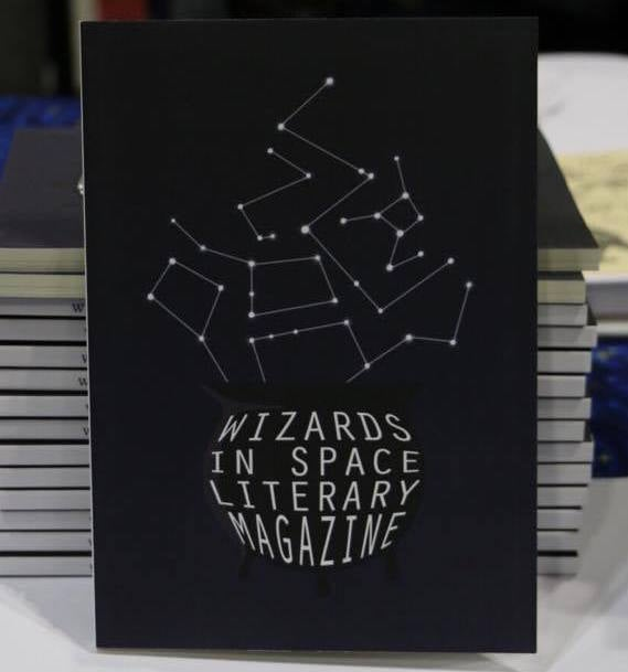 Image of Wizards in Space Literary Magazine Issue 01