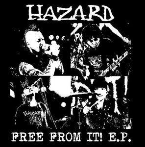 "Image of HAZARD ""FREE FROM IT!"" E.P."