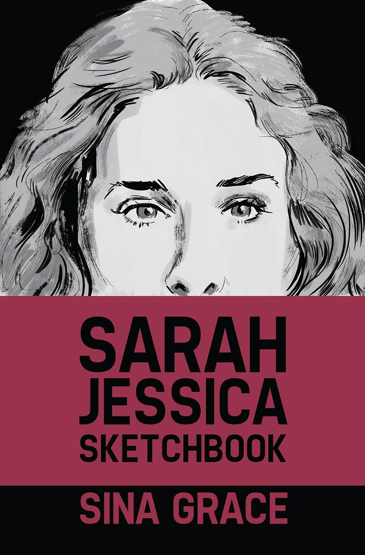 Image of SARAH JESSICA SKETCHBOOK (PDF)