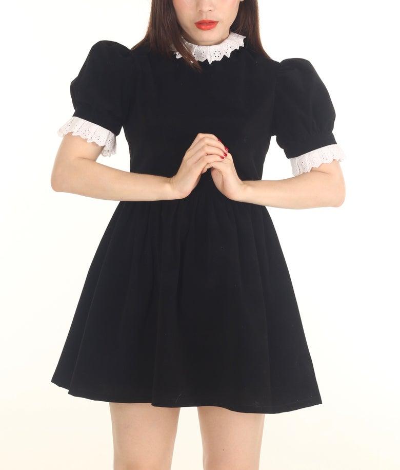 Image of Made To Order - Mia Velvet Dress