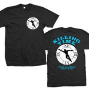 "Image of KILLING TIME ""Just Another Raw Deal"" T-Shirt & Long Sleeve T-Shirt"