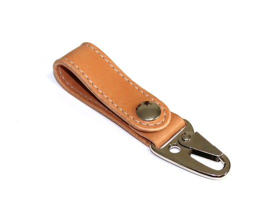 Image of BUILT LANYARD - NATURAL ESSEX