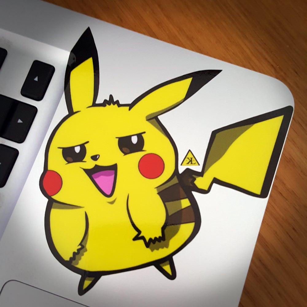 Image of Pikachu PEEK-A-CHU