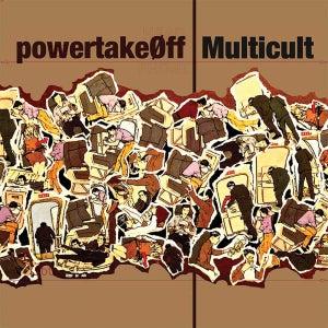 "Image of Multicult/Power Take-Off split 7"""