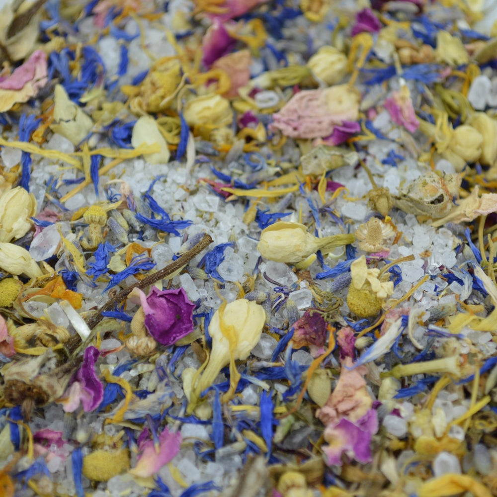 Image of Lavender Peppermint Bath Tea