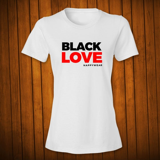 Image of Blak Love Color