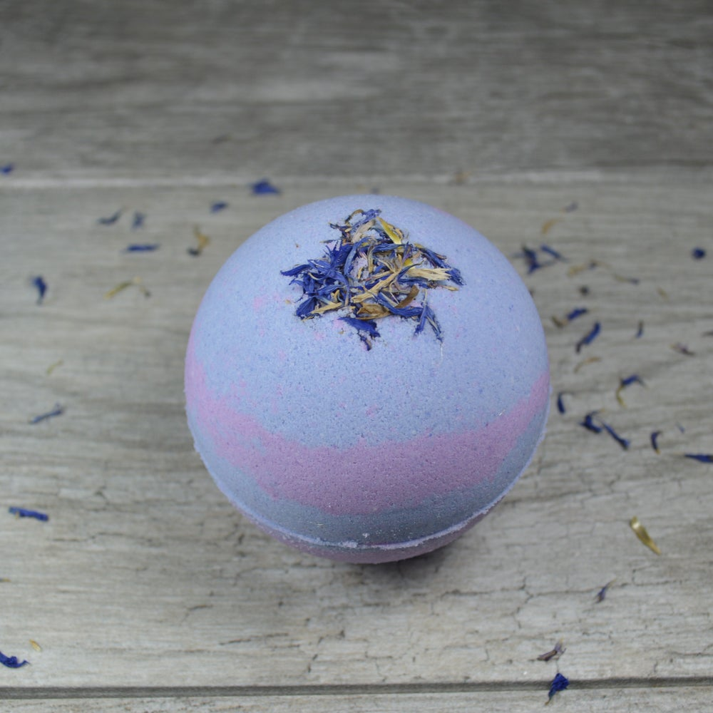 Image of Baby Blues Bath Bomb