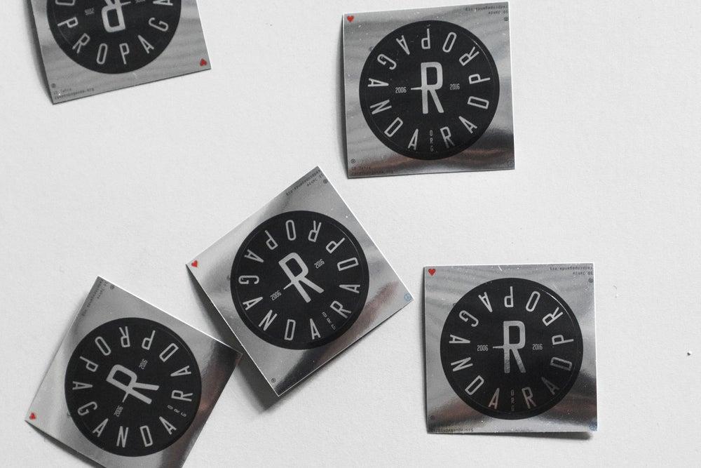Image of 10  Jahre Radpropaganda Pack