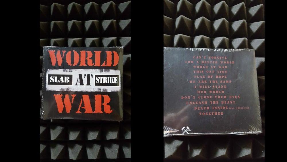 """Image of CD """"World at War"""""""