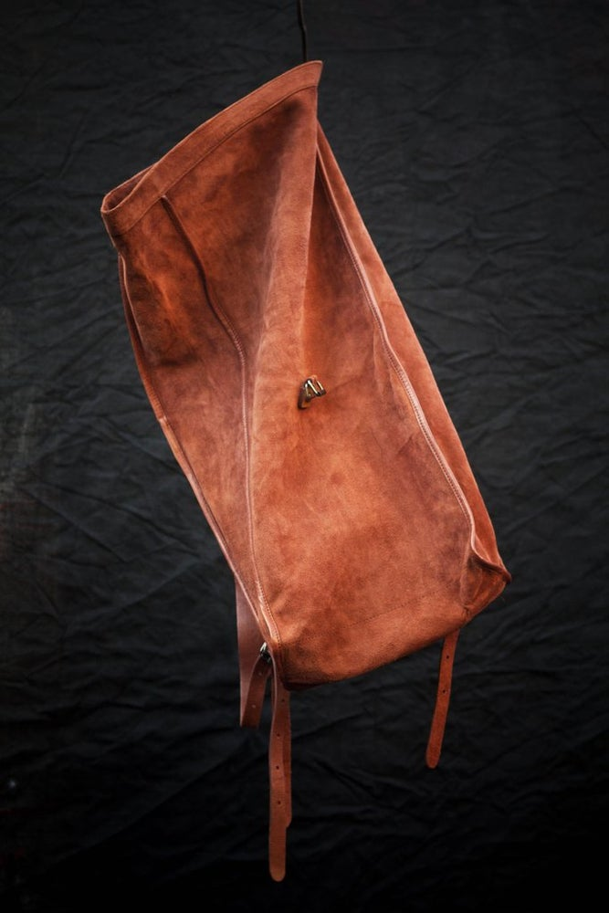 Image of LEATHER BACKPACK LBDBP15130